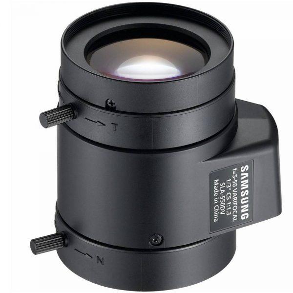 Фото 1 - Вариофокальный объектив Wisenet Samsung SLA-550DV.