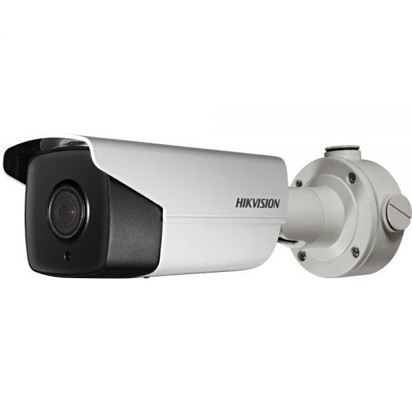 Фото 1 - HikVision DS-2CD4AC5F-IZHS + ПО TRASSIR в подарок. Уличная 12Мп сетевая Bullet-камера с аппаратной аналитикой и IP67.