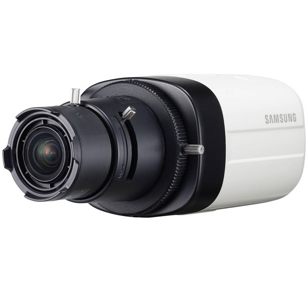 Фото 4 - 2Мп AHD камера в стандартном корпусе Wisenet Samsung SCB-6003P.