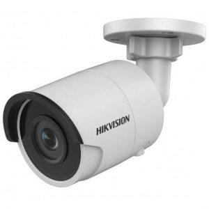 Фото 5 - Hikvision DS-2CD2035FWD-I + ПО TRASSIR в подарок. Уличный высокочувствительный IP минибуллет 3Мп с EXIR-подсветкой.