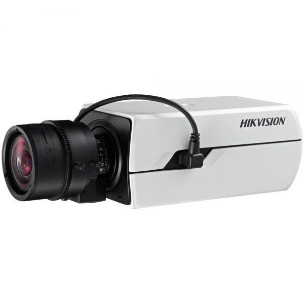 Фото 1 - HikVision DS-2CD4065F-AP + ПО TRASSIR в подарок. Интеллектуальная 6Мп сетевая Box-камера c P-Iris.