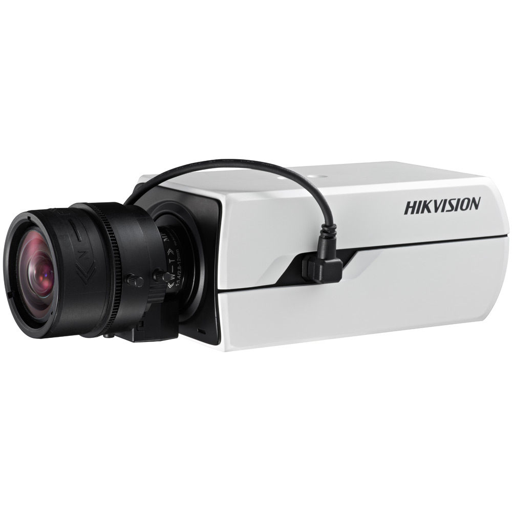 Фото 5 - HikVision DS-2CD4065F-AP + ПО TRASSIR в подарок. Интеллектуальная 6Мп сетевая Box-камера c P-Iris.
