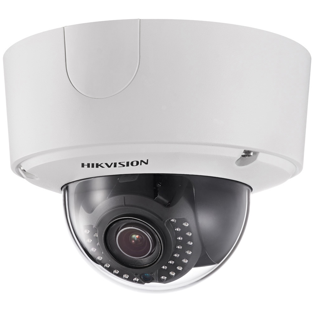 Фото 12 - HikVision DS-2CD4565F-IZH + ПО TRASSIR в подарок. Уличная 6Мп вандалостойкая IP-камера Smart-серии с моторизированным объективом.