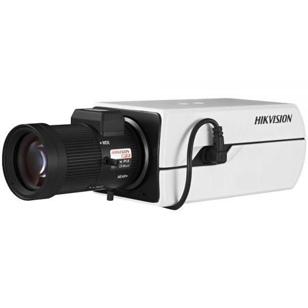 Фото 3 - HikVision DS-2CD4065F-AP + ПО TRASSIR в подарок. Интеллектуальная 6Мп сетевая Box-камера c P-Iris.
