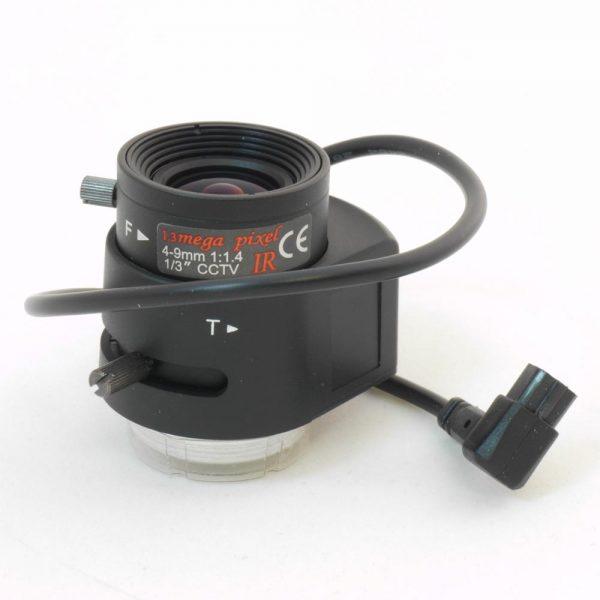 Фото 1 - ActiveCam AC-MP0409D.IR. Мегапиксельный вариофокальный АРД-объектив с ИК-коррекцией..
