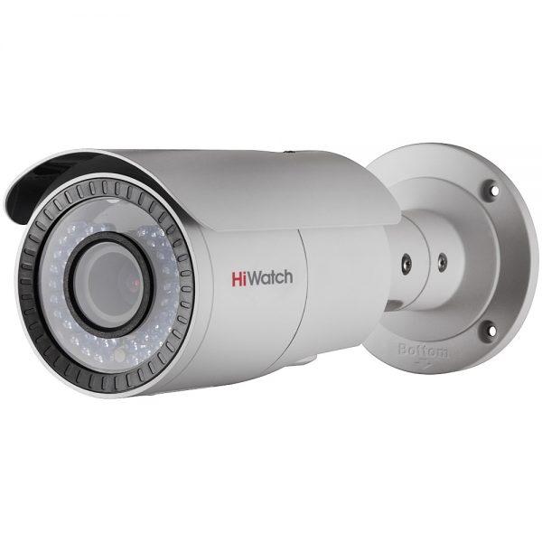 Фото 1 - HiWatch DS-T206. Уличная 1080p HD-TVI камера-цилиндр с вариофокальным объективом.