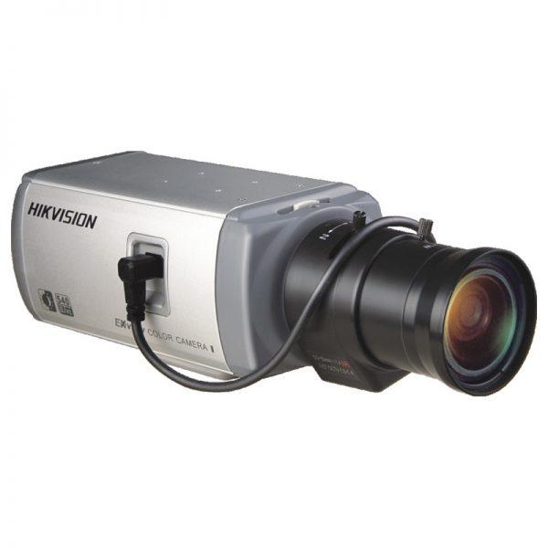 Фото 1 - HikiVision DS-2CC195P-A. Аналоговая видеокамера в стандартном корпусе..