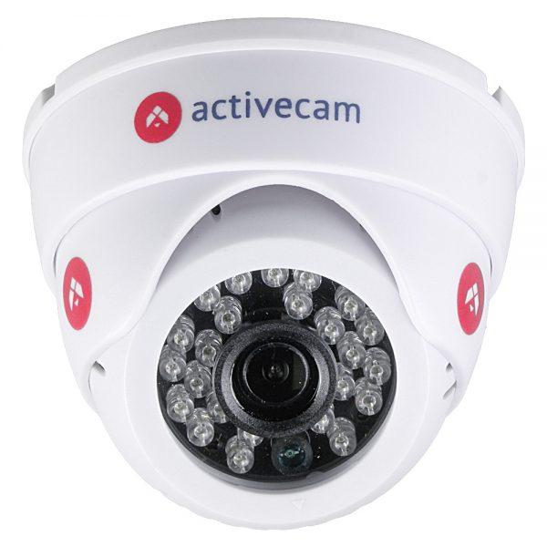 Фото 3 - ActiveCam AC-D8121IR2W. Внутренняя беспроводная 2Мп IP камера-сфера с ИК-подсветкой.