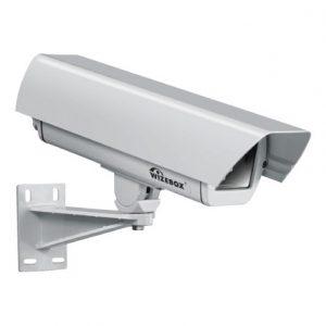 Фото 93 - Wizebox LS260-24. Термокожух со встроенным обогревателем,  солнцезащитным козырьком и настенным кронштейном для камер видеонаблюдения..