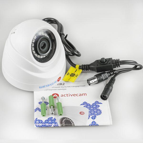 Фото 7 - ActiveCam AC-TA461IR2. Мультистандартная 720p камера-сфера.