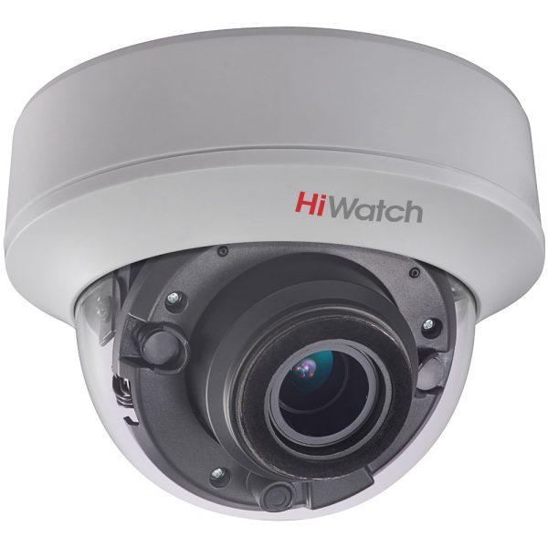 Фото 1 - HiWatch DS-T507. 5Мп HD-TVI камера с ИК-подсветкой EXIR и моторизированным объективом.
