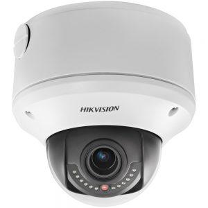 Фото 8 - HikVision DS-2CD4312FWD-IHS + профессиональное ПО TRASSIR в подарок. Уличная купольная IP-камера в вандалозащищенном корпусе..
