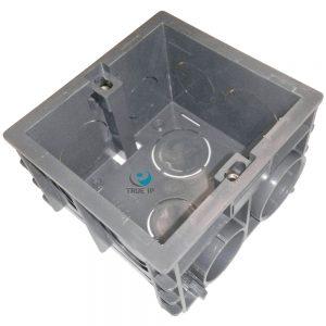 Фото 11 - Врезной бокс TI-Box U для крепления вызывных панелей/мониторов.