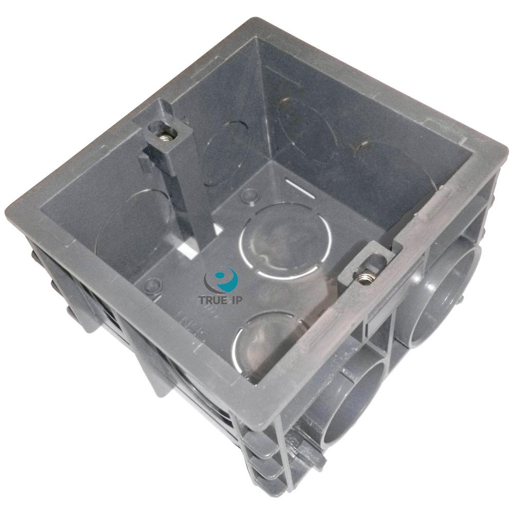 Фото 4 - Врезной бокс TI-Box U для крепления вызывных панелей/мониторов.