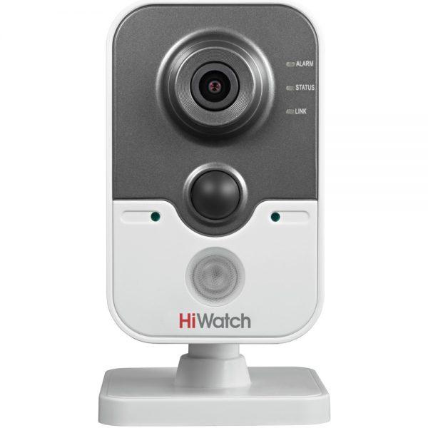 Фото 2 - HiWatch DS-I114W. Беспроводная бюджетная IP-камера с ИК-подсветкой для офиса.