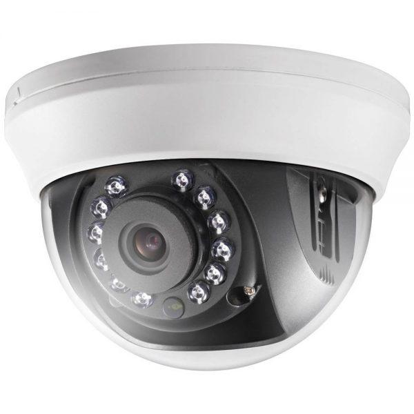 Фото 1 - HD-TVI видеокамера Hikvision DS-2CE56D1TA-IRMMU с ИК-подсветкой.