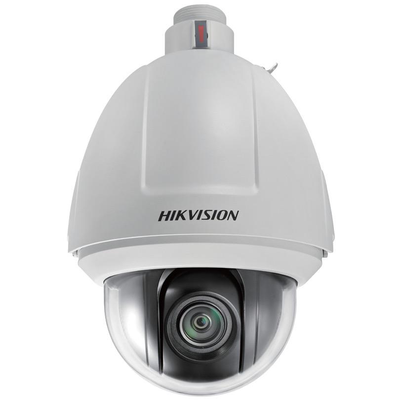 Фото 8 - Hikivision DS-2AF1-518 + TRASSIR ActiveDome в подарок. Уличная скоростная купольная поворотная аналоговая видеокамера..