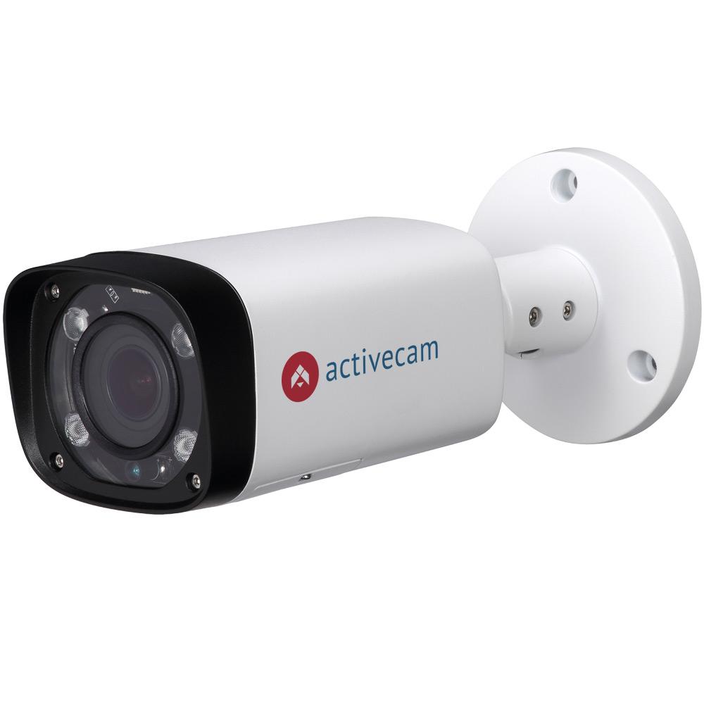 Фото 13 - ActiveCam AC-D2143ZIR6 + ПО TRASSIR в подарок. Уличная 4Мп сетевая камера-цилиндр с motor-zoom и ИК-подсветкой.
