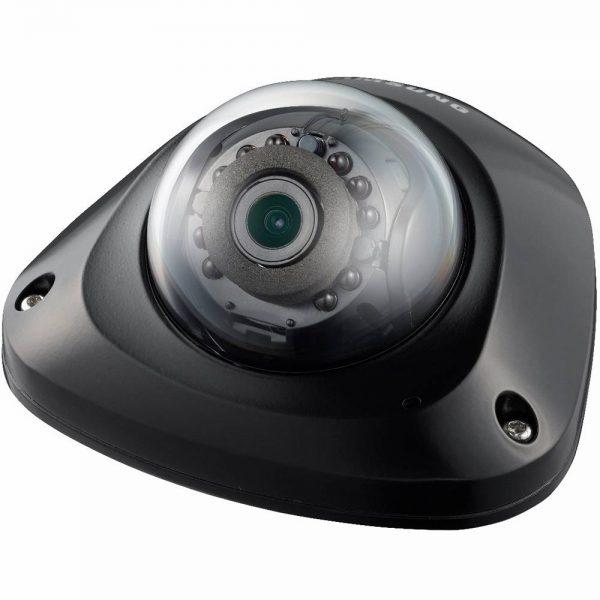 Фото 4 - Вандалостойкая камера для улицы Wisenet Samsung SNV-L6014RBMP с WDR 120 дБ и ИК-подсветкой.