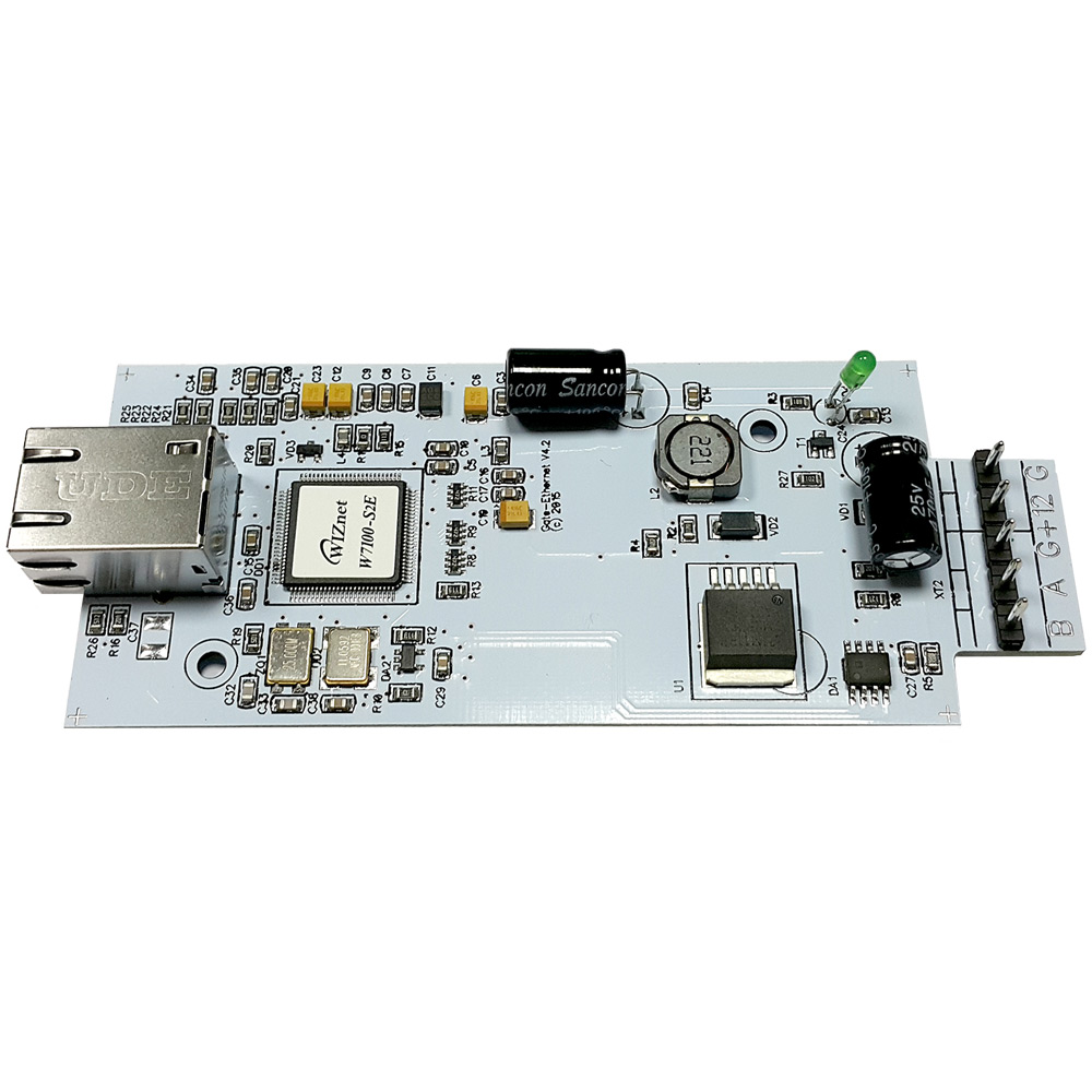 Фото 4 - GATE-485/Ethernet – преобразователь интерфейса Ethernet в RS-485.