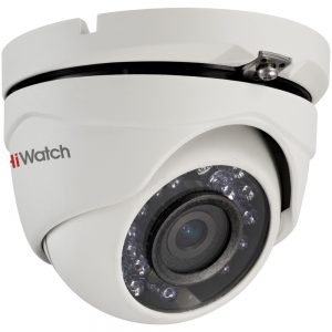Фото 33 - HiWatch DS-T103. Уличная 720p сферическая HD-TVI видеокамера с поддержкой стандарта CVBS.