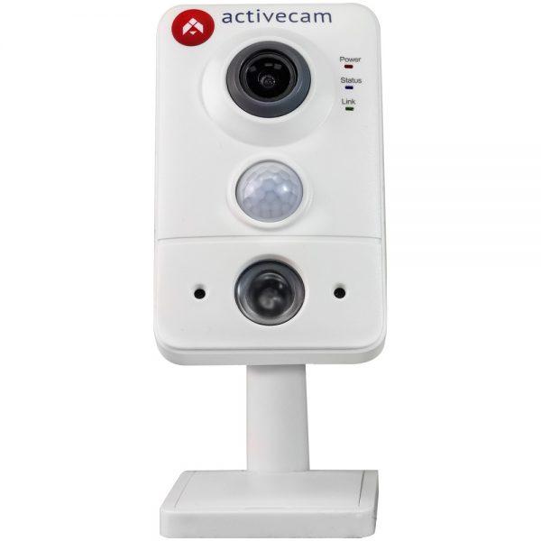 Фото 3 - ActiveCam AC-D7101IR1. Беспроводная сетевая Cube-камера серии Smart Home с ИК-подсветкой, microSD и PIR.