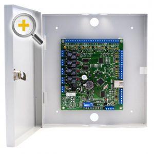 Фото 14 - Сетевой контроллер Sigur E500D4, до 7000 ключей, 500 временных зон и 40000 событий.