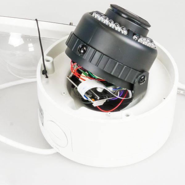 Фото 3 - ActiveCam AC-D3143VIR2 + ПО TRASSIR в подарок. Уличная вандалостойкая купольная 4 Мп IP-камера с вариофокальным объективом.