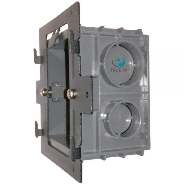 Фото 2 - Врезной бокс TI-Box U для крепления вызывных панелей/мониторов.