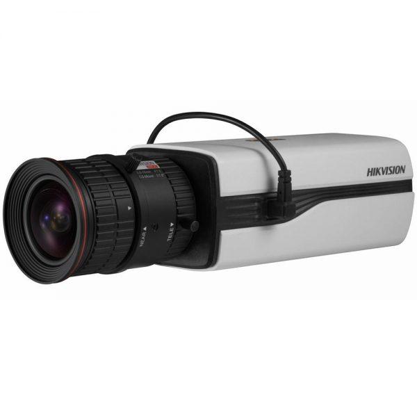 Фото 1 - HD-TVI камера Full HD DS-2CС12D9T с WDR 120дБ и Smart D-Zoom.