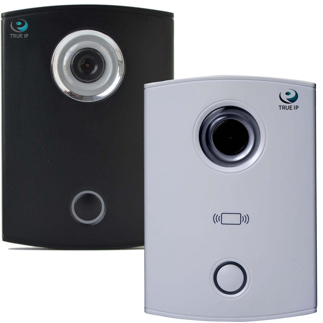Фото 5 - TRUE-IP TI-2600C WHITE/BLACK, IP вызывная панель для систем домофонии с встроенной 1.3 Мп камерой и считывателем Mifare.
