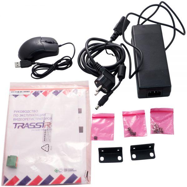 Фото 4 - TRASSIR MiniNVR AnyIP 9-4P. Сетевой видеорегистратор с поддержкой питания IP-камер по стандарту PoE.