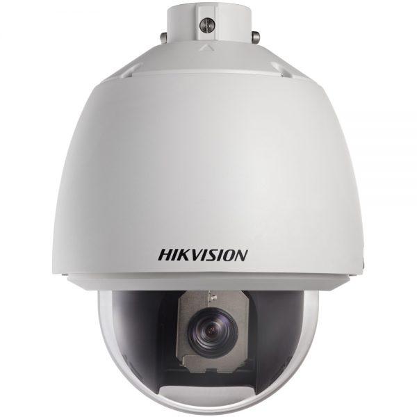 Фото 1 - HikVision DS-2AE5164-A + TRASSIR ActiveDome в подарок. Уличная скоростная поворотная купольная аналоговая 700 ТВЛ видеокамера с DWDR и 3D DNR..