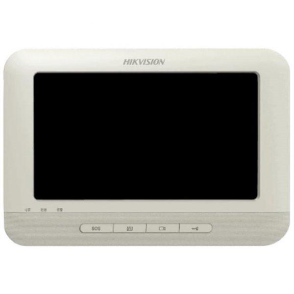 Фото 1 - Hikvision DS-KH6210-L. Внутренний IP-монитор для систем домофонии.
