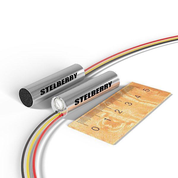 Фото 1 - Stelberry M-20 – мини микрофон для видеонаблюдения.