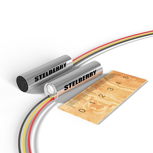 Фото 5 - Stelberry M-20 – мини микрофон для видеонаблюдения.