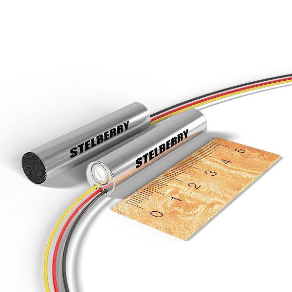 Фото 1 - Stelberry M-50 – цифровой микрофон для видеонаблюдения и записи голоса.