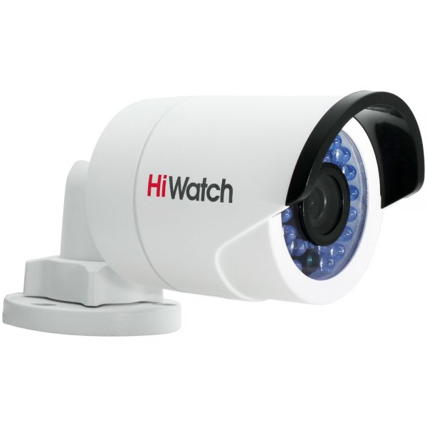 Фото 2 - HiWatch DS-I120. Уличная компактная IP-камера в цилиндрическом корпусе.