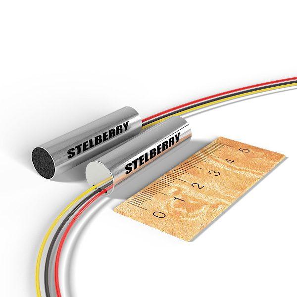 Фото 1 - Stelberry M-30 – миниатюрный микрофон c АРУ.