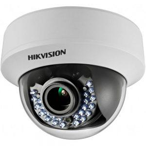 Фото 48 - Вандалостойкая уличная HD-TVI камера Hikvision DS-2CE56D1T-VPIR3 с ИК-подсветкой и вариообъективом.