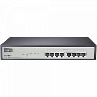 Фото 6 - PoE коммутатор Fast Ethernet Netis PE6108 для подключения 8 устройств.