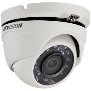 Фото 31 - Hikvision DS-2CE56C0T-IRM. Уличная 720p HD-TVI камера-сфера с ИК-подсветкой.