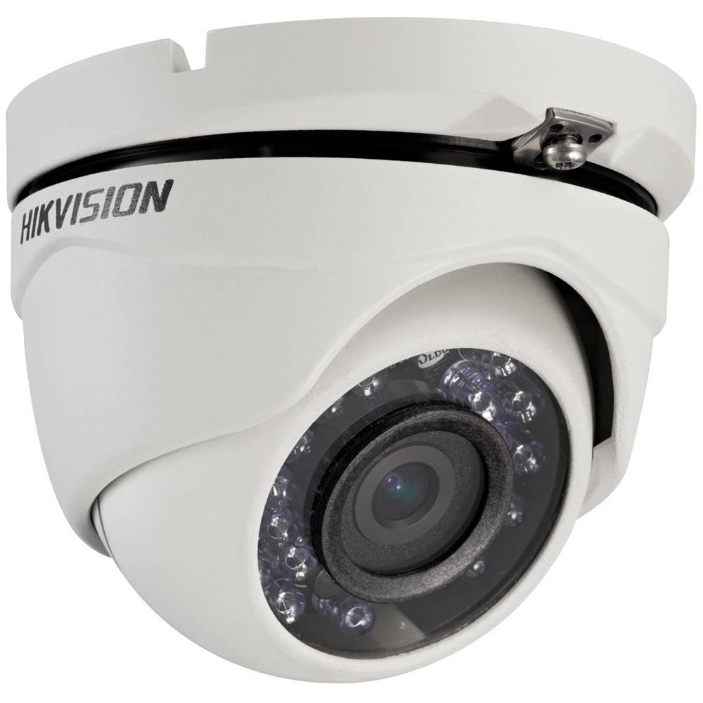 Фото 4 - Hikvision DS-2CE56C0T-IRM. Уличная 720p HD-TVI камера-сфера с ИК-подсветкой.