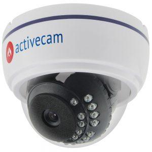 Фото 10 - ActiveCam AC-TA381LIR2. Мультистандартная 1080p аналоговая миникупольная камера.