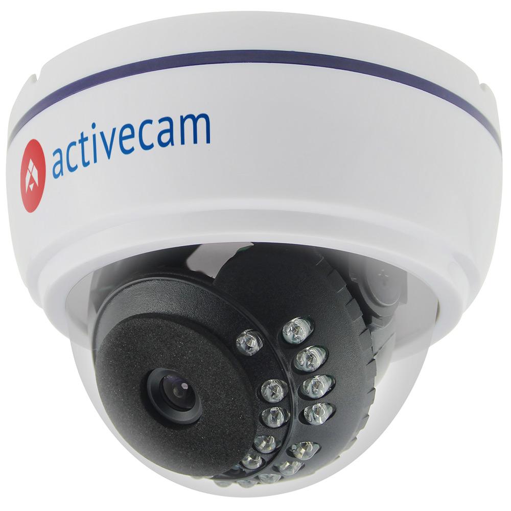 Фото 4 - ActiveCam AC-TA381LIR2. Мультистандартная 1080p аналоговая миникупольная камера.