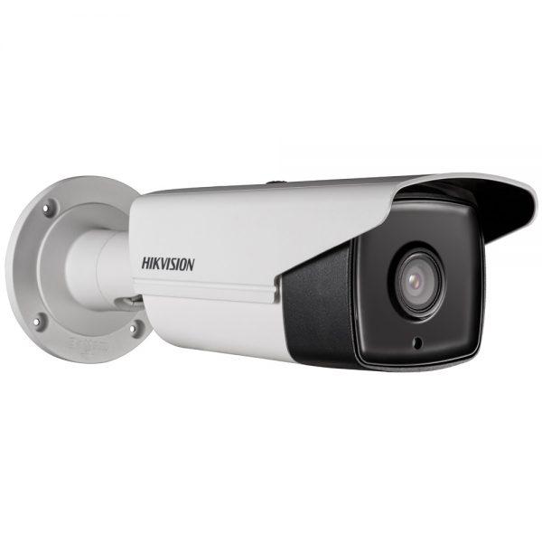Фото 1 - Hikvision DS-2CD2T22WD-I3 + ПО TRASSIR в подарок. Уличная IP67 сетевая FullHD Bullet-камера с WDR 120дБ и EXIR-подсветкой.