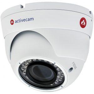 Фото 14 - ActiveCam AC-TA483IR3. 2 Мп вандалозащищенная камера-сфера с поддержкой стандартов AHD, HD-TVI и CVBS.