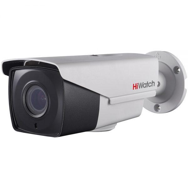 Фото 1 - HiWatch DS-T506. Уличная 5Мп HD-TVI камера с моторизированной оптикой и EXIR-подсветкой.