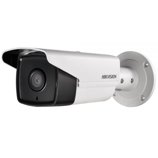 Фото 2 - Hikvision DS-2CD2T22WD-I3 + ПО TRASSIR в подарок. Уличная IP67 сетевая FullHD Bullet-камера с WDR 120дБ и EXIR-подсветкой.