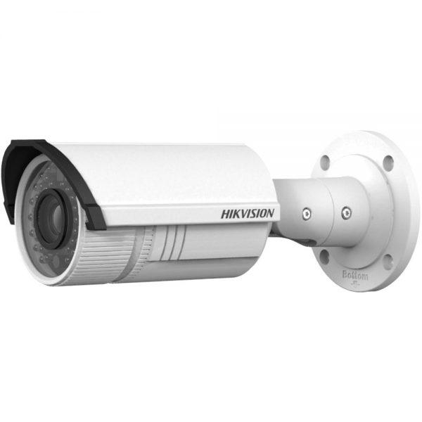 Фото 1 - HikVision DS-2CD2622FWD-IS + профессиональное ПО TRASSIR в подарок. Уличная сетевая камера-цилиндр с вариофокальным объективом (-Z motor-zoom).